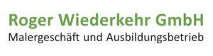 Maler Wiederkehr Logo
